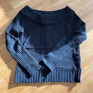 James Perse knit sweater
